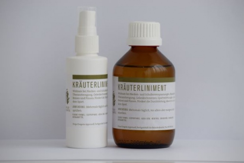 Kräuterliniment Duo Aktion
